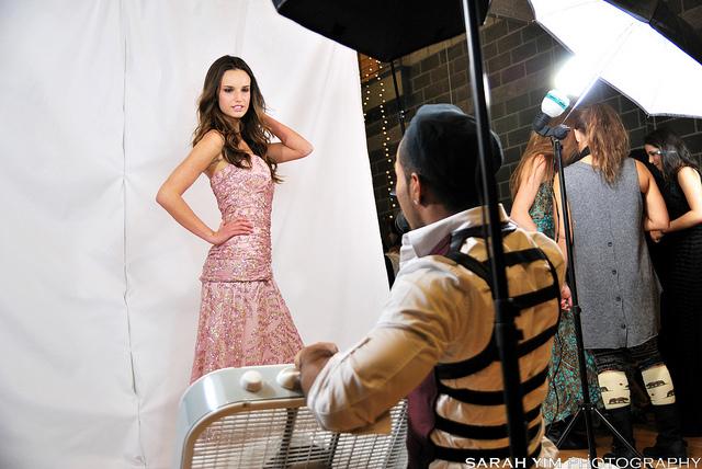 2nd Chance Charity Fashion Shoot